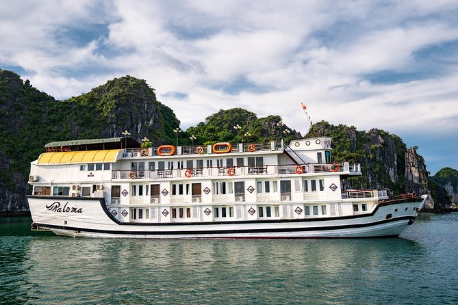 Amazing 3 Days 2 Nights Halong Bay - 4 Star Paloma Cruise, Halong Bay, Vietnam