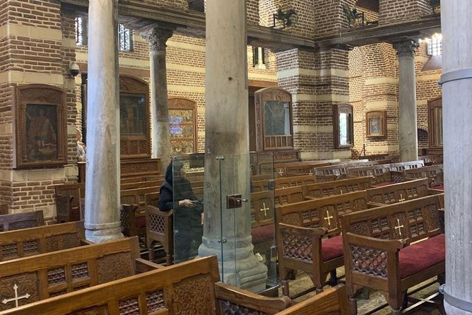 Half-day Tour in Churches of Cairo, Cairo, Egypt