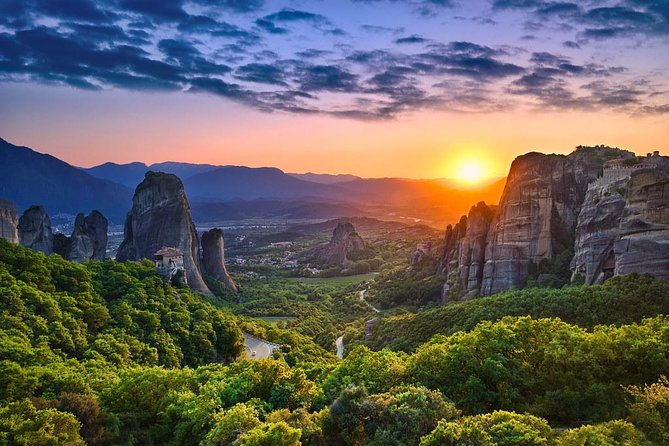 Breath-taking Meteora Sunset Tour, Meteora, Grécia