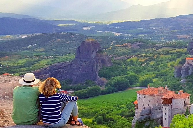 Breath-taking Meteora Sunset Tour, Meteora, Greece