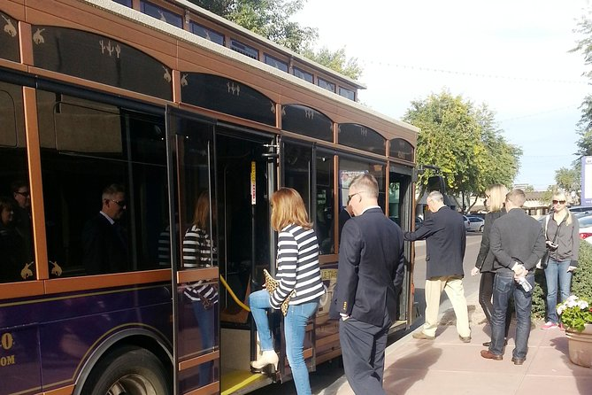 Scottsdale Trolley Food Tour, ,