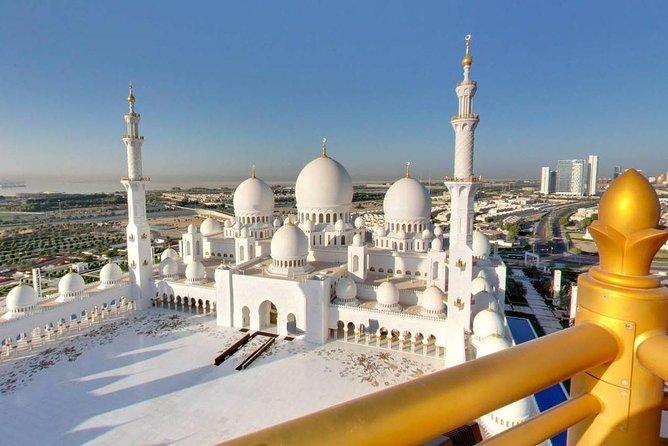 Cree su propio recorrido de 4 horas por la ciudad de Abu Dhabi, Abu Dabi, EMIRATOS ARABES UNIDOS