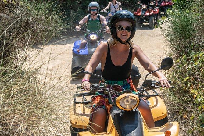 Corfu Quad Safari day tour at The Pink Palace in Agios Gordios, Corfu, Corfu, GRECIA