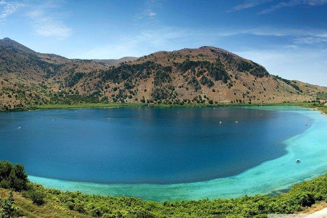 From Heraklion : Full-Day Bus Trip to Chania city , Kournas lake & Rethymno city, La Canea, GRECIA