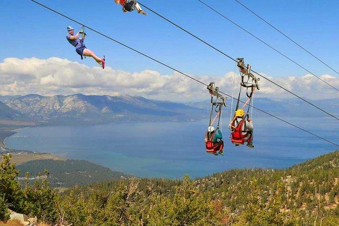Yosemite and Lake Tahoe 3-Day Vacation Package Hotel Included, San Francisco, CA, ESTADOS UNIDOS