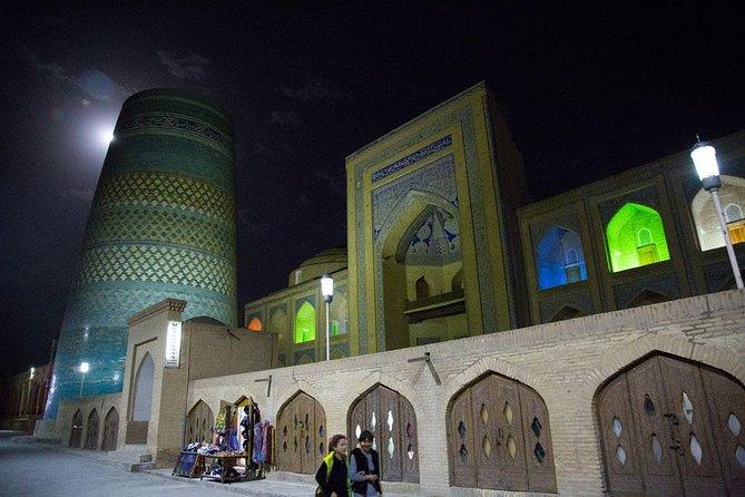 One Day Tour to Khiva, Tashkent, UZBEKISTAN