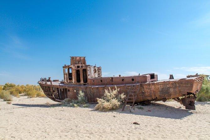 Adventure Trip To The Aral Sea, Tashkent, UZBEKISTAN