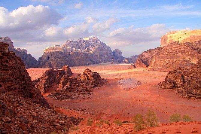 Jordan Horizons Tours : Jordan Tour in 08 Days, Aman, Jordânia