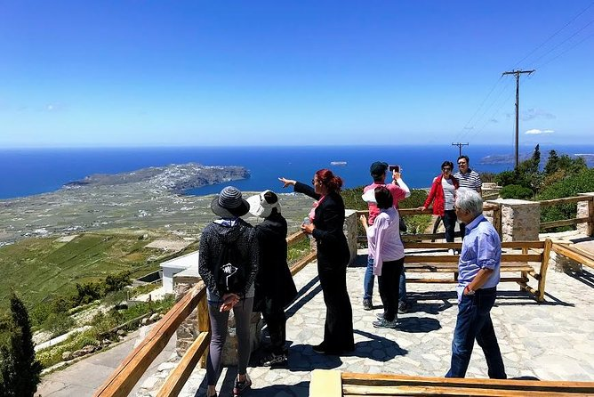 Private Santorini Highlights Day Tour, Santorini, GRECIA