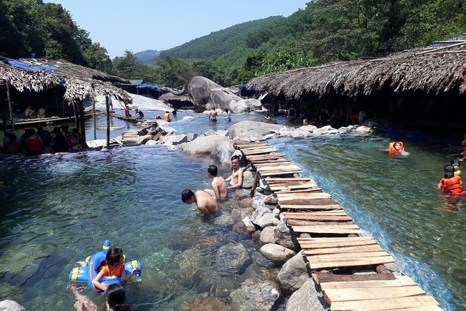 Hue to Hoi An via Hai Van Pass and Elephant Springs or vice versa, Hue, VIETNAM