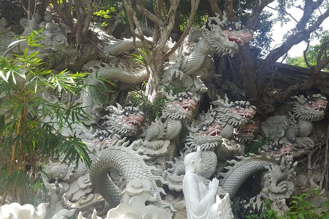 Hoi An to Hue with stops: Marble Mountains, Hai Van Pass, Elephant Springs, Hoi An, VIETNAM