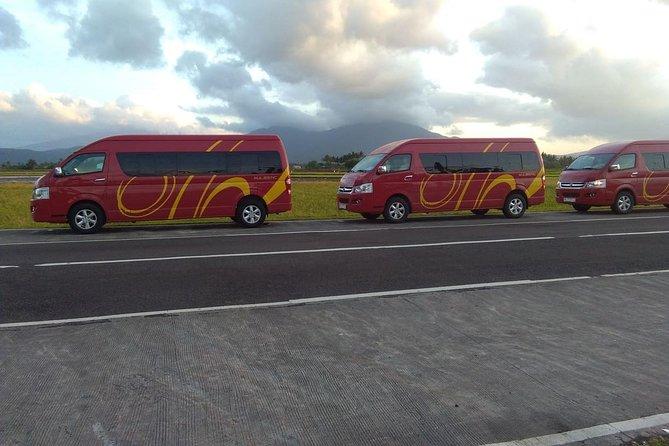 Tour for a Van, ,