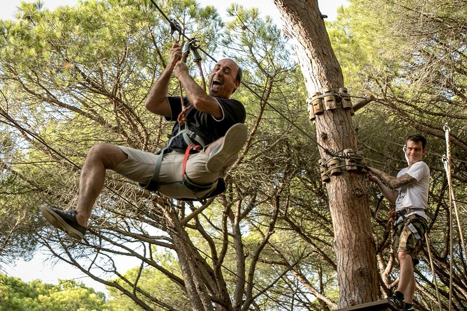 Costa Brava Parc Aventura - Medium Pack (5 circuits), Girona, ESPAÑA
