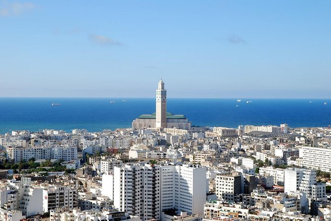 Highlights of Casablanca in a Half Day Shared Tour, Casablanca, MARRUECOS