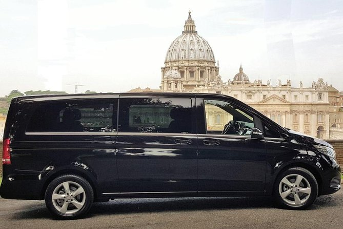 Private Transfer from Civitavecchia Port to Fiumicino Airport - Tour Option Available, Lago Bracciano, Itália