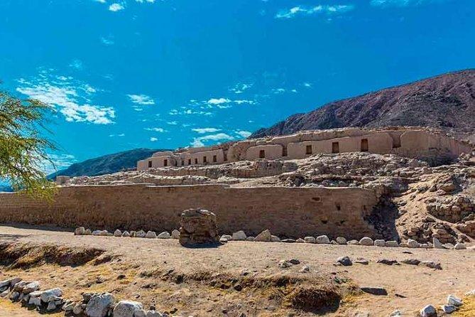 VIP Tours Acueductos Nazca, Nazca, PERU