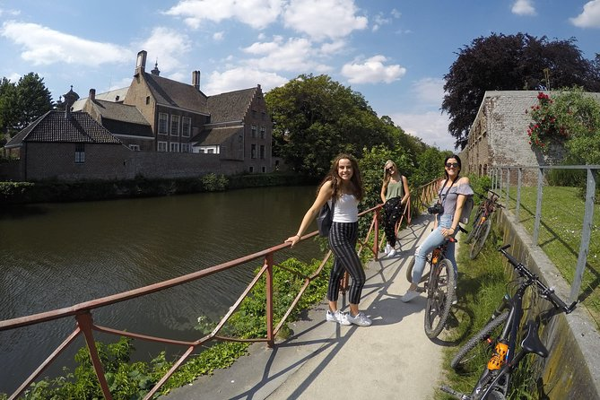 Bike Ghent Private tours, Gante, BELGICA
