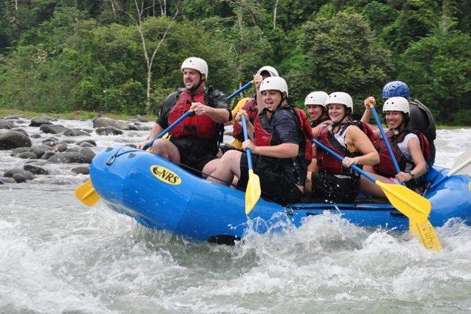 White Water Rafting Savegre River |Class III From Manuel Antonio, Quepos, COSTA RICA