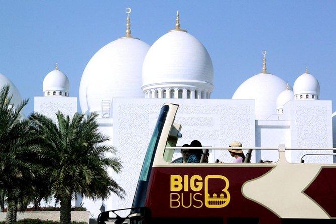 Excursão Panorâmica em Abu Dhabi com Big Bus incluindo Yas Island e Sky Tower, Abu Dabi, EMIRADOS ÁRABES UNIDOS