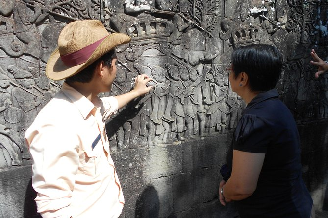Explore Angkor at the hand of a professional tour guide who is grateful to welcome you to the Kingdom of Wonder. See Siem Reap, the home of the world heritage site and the center of the former Khmer Empire. With our expertise, learn about our ancient heritage, the temples and so many more magical experiences and sights that Cambodia has to offer.