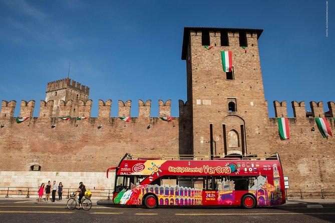 Excursión en autobús con paradas libres por la ciudad de Verona, Verona, ITALIA