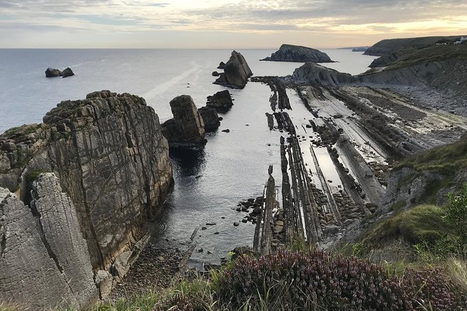 """The Western coastline of Cantabria offers and incredibly beautiful array of beaches, ports and mountains. After or before the tour """"From Santander to the Picos de Europa"""" every visitor of Cantabria should see and enjoy this part of Cantabria."""