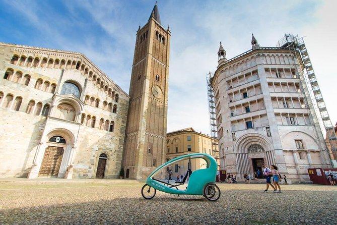 The beauty of Parma - One-hour Rickshaw Tour, Parma, ITALIA
