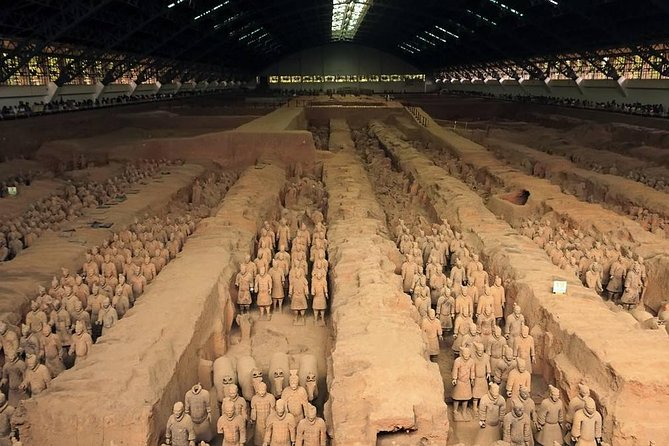 MÁS FOTOS, Private Customized Xi'an City Highlights Day Trip from Zhengzhou by Bullet Train