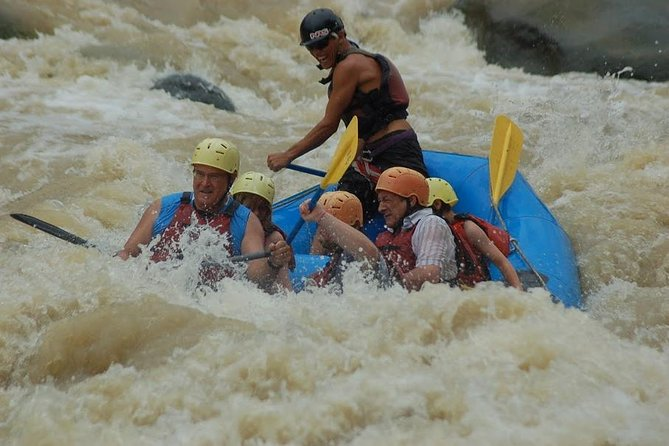 White Water Rafting Naranjo River |Class III From Manuel Antonio, Quepos, COSTA RICA