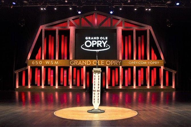 Grand Ole Opry Backstage Tour & Opryland Resort Delta River Flatboat Ride, Nashville, TE, ESTADOS UNIDOS