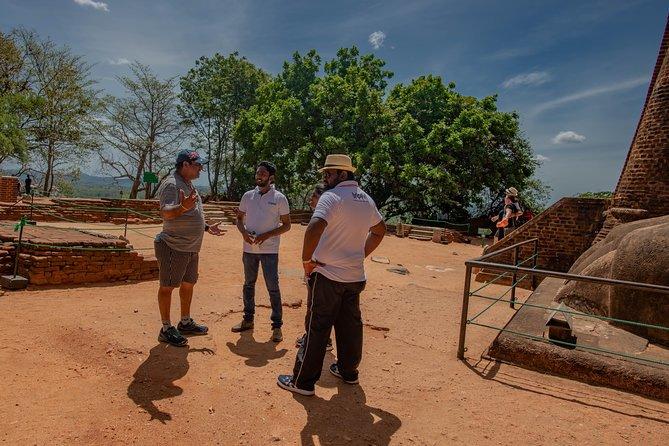 Day Excursion to Dambulla and Sigiriya, Sigiriya, SRI LANKA