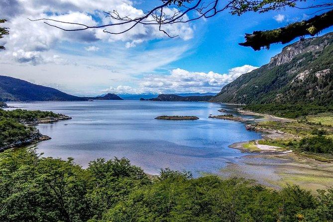 Excursión al Parque nacional de Tierra del Fuego en autobús o el Tren del Fin del Mundo, Ushuaia, ARGENTINA
