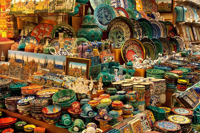 Turkish Shopping Experience From Istanbul, Istambul, TURQUIA