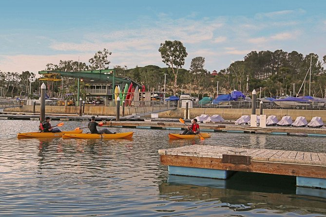 Jump into a sea kayak and join a local guide to explore Dana Point. Cruise through the calm waters of the harbor, learning about the area's history along the way. Then shift gears and get ready for a scenic hike to Dana Point Headlands where you'll learn more about local marine life, stopping at an ocean lookout point for epic views of the Pacific Ocean. A relaxing beach stroll back the starting point caps off your outdoor adventure.
