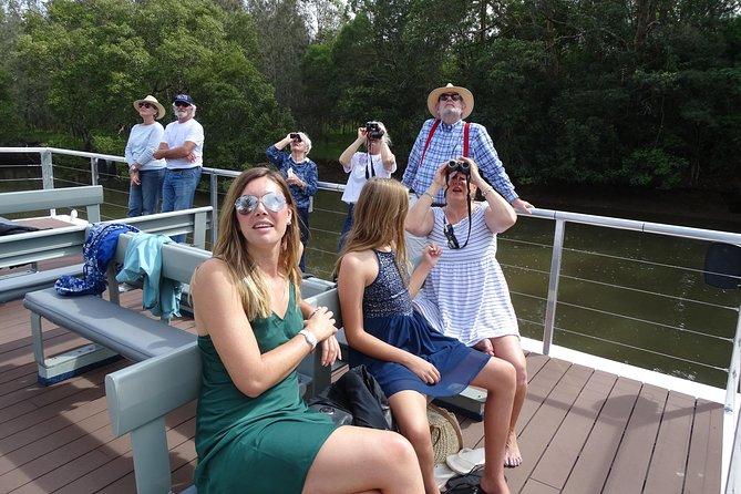 Byron Bay Rainforest Eco-Cruise, Brunswick Heads, AUSTRALIA