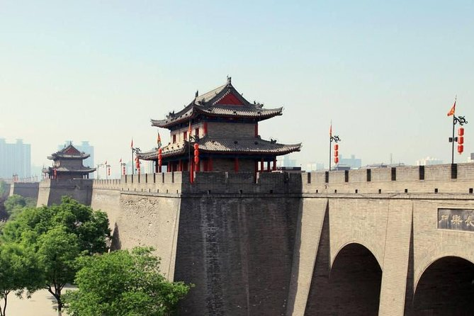 Luoyang Private Trip to Xi'an Terracotta Warriors & City Wall by Bullet Train, Luoyang, CHINA