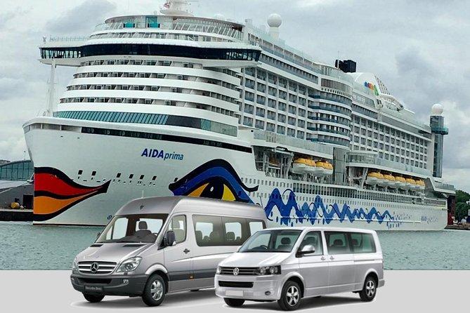 Shared Ride Southampton Cruise Port Arrival to Heathrow Airport or London, Southampton, ENGLAND