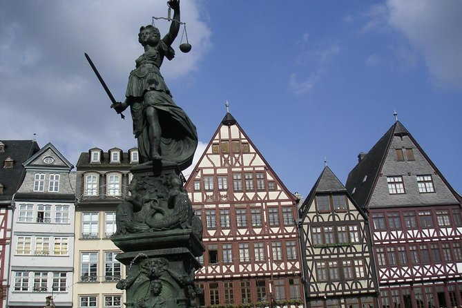 Frankfurt on Foot Daily Walking Tour in English, Frankfurt, ALEMANIA