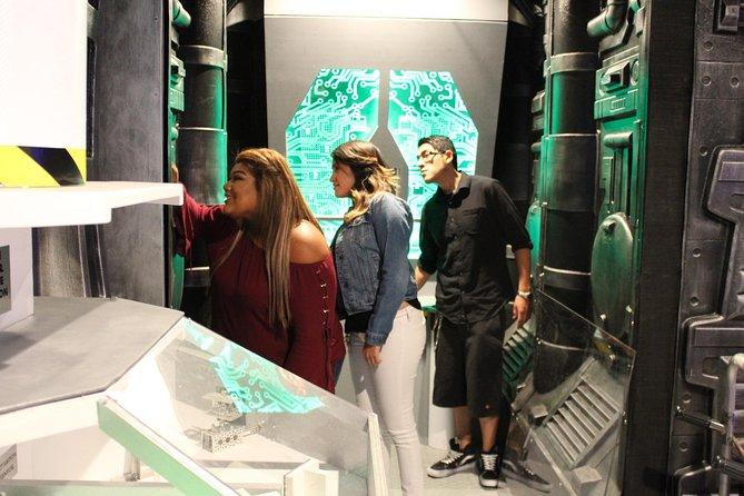 Encounter Escape Room at Extreme Escape, San Antonio, TX, ESTADOS UNIDOS