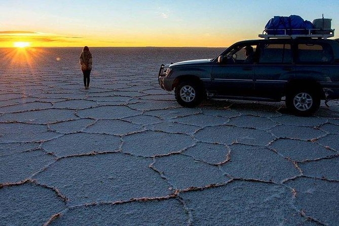 Uyuni Salt Flats (Sunset + Stars) | English Speaking Guide | Private Service, Uyuni, BOLIVIA