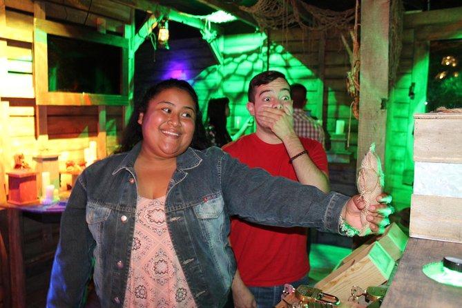 The Cursed Escape Room, San Antonio, TX, ESTADOS UNIDOS
