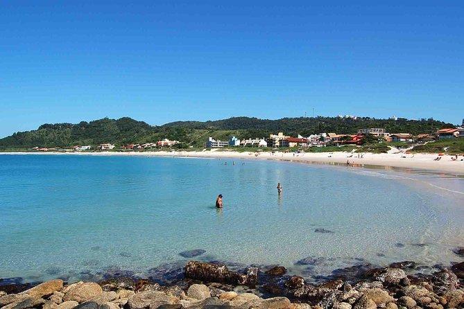 Tour Bombinhas, Quatro Ilhas e Mariscal - Saída de Florianópolis, Florianopolis, BRAZIL