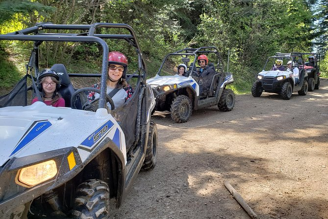 Adventure Sport Rentals is the only licensed outfitter offering atv and utv tours in the Coeur d'Alene, Post Falls area.