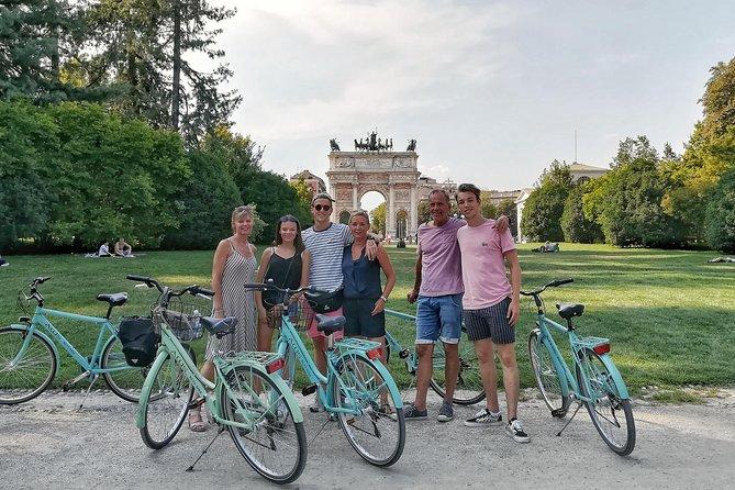 Highlights of Milan Bike Tour, Milan, ITALIA
