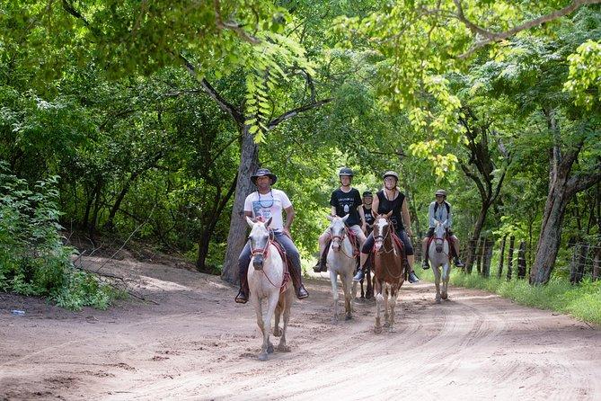 Horseback Riding, Playa Flamingo, COSTA RICA