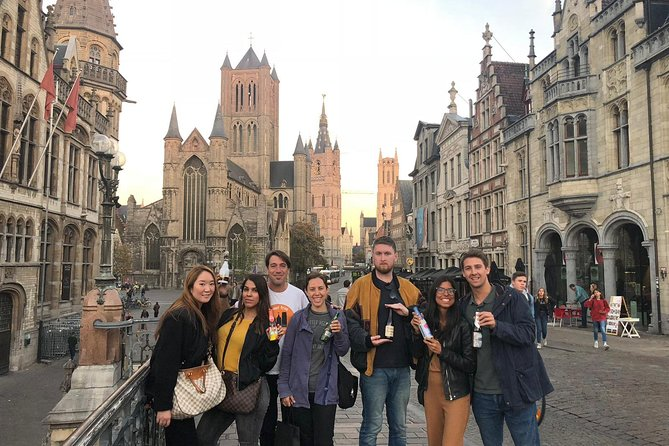 Belgian Beer Tasting, Gante, BÉLGICA