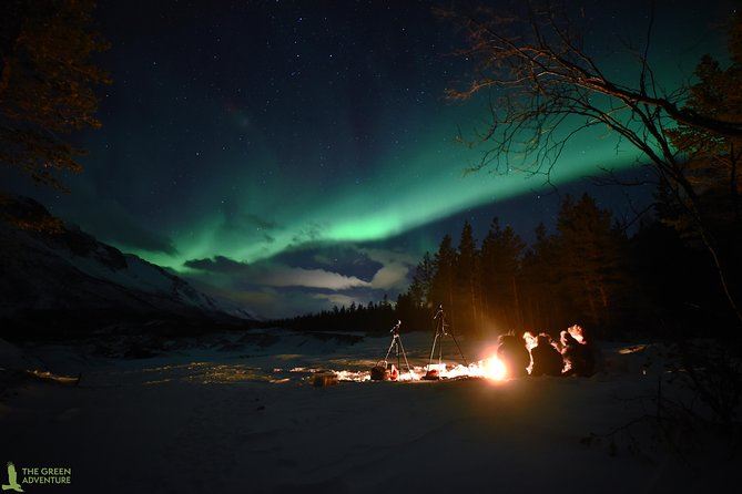 Private Northern Lights Chase with Campfire, Tromso, NORWAY