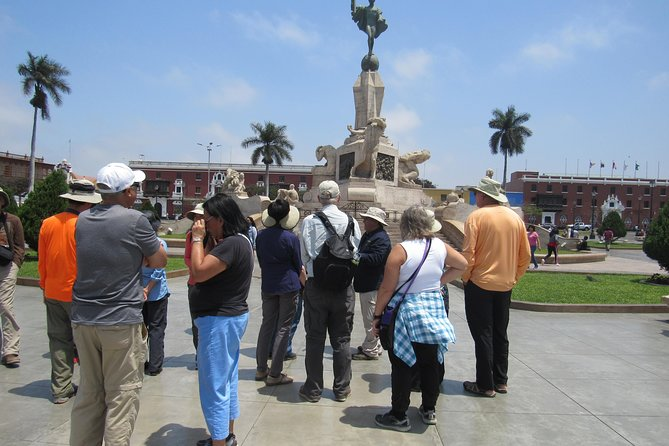 The City Tour include the visit of mansions and churches and as well as the Archaeological Museum of the National University of Trujillo.