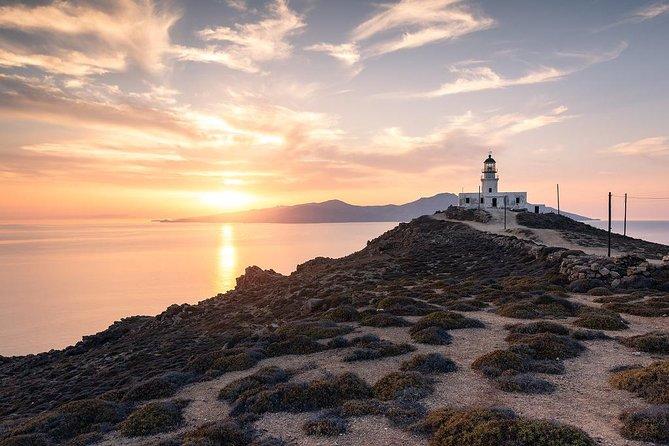 MÁS FOTOS, Sunset Lighthouse Armenistis