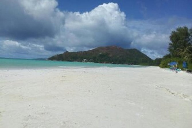"""You will visit two of the most beautiful inner islands of Seychelles. A short half hour boat trip to Praslin island and then further to unique smaller La Digue island. You will see """"Anse Lazio"""", one of the most fascinating beaches in the world.<br>On Praslin island you will have plenty of time to make stunning photos of the famous Anse Lazio beach. You can have a quick swim and learn about the Coco de Mer at Valle De Mai."""